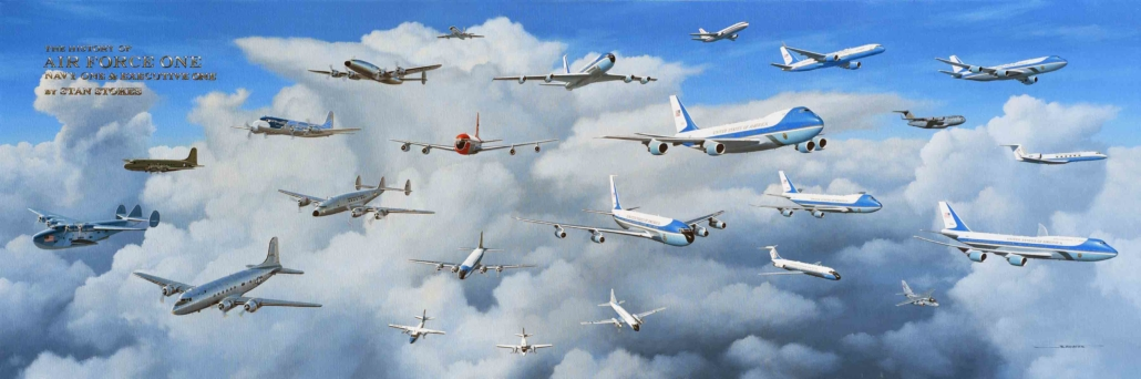 The History of Air Force One