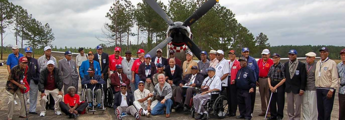 Tuskegee Army Airfield 2008
