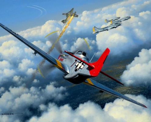 Roscoe Brown's P-51D