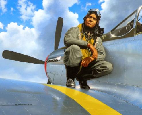 Tuskegee Airman Robert Williams