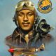Tuskegee Airman Charles Hall. A painting by Stan Stokes